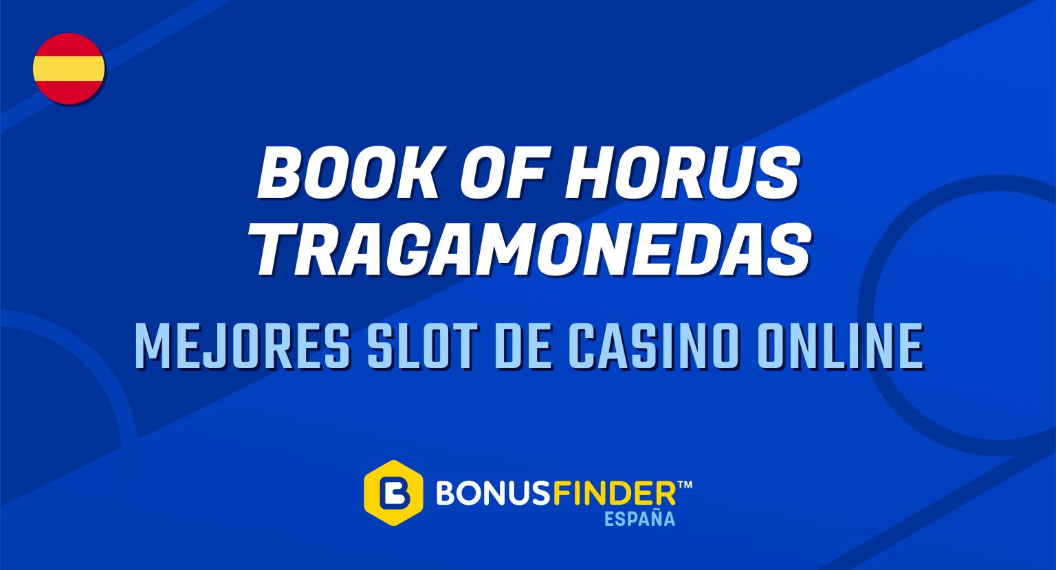 Book of Horus Tragamonedas