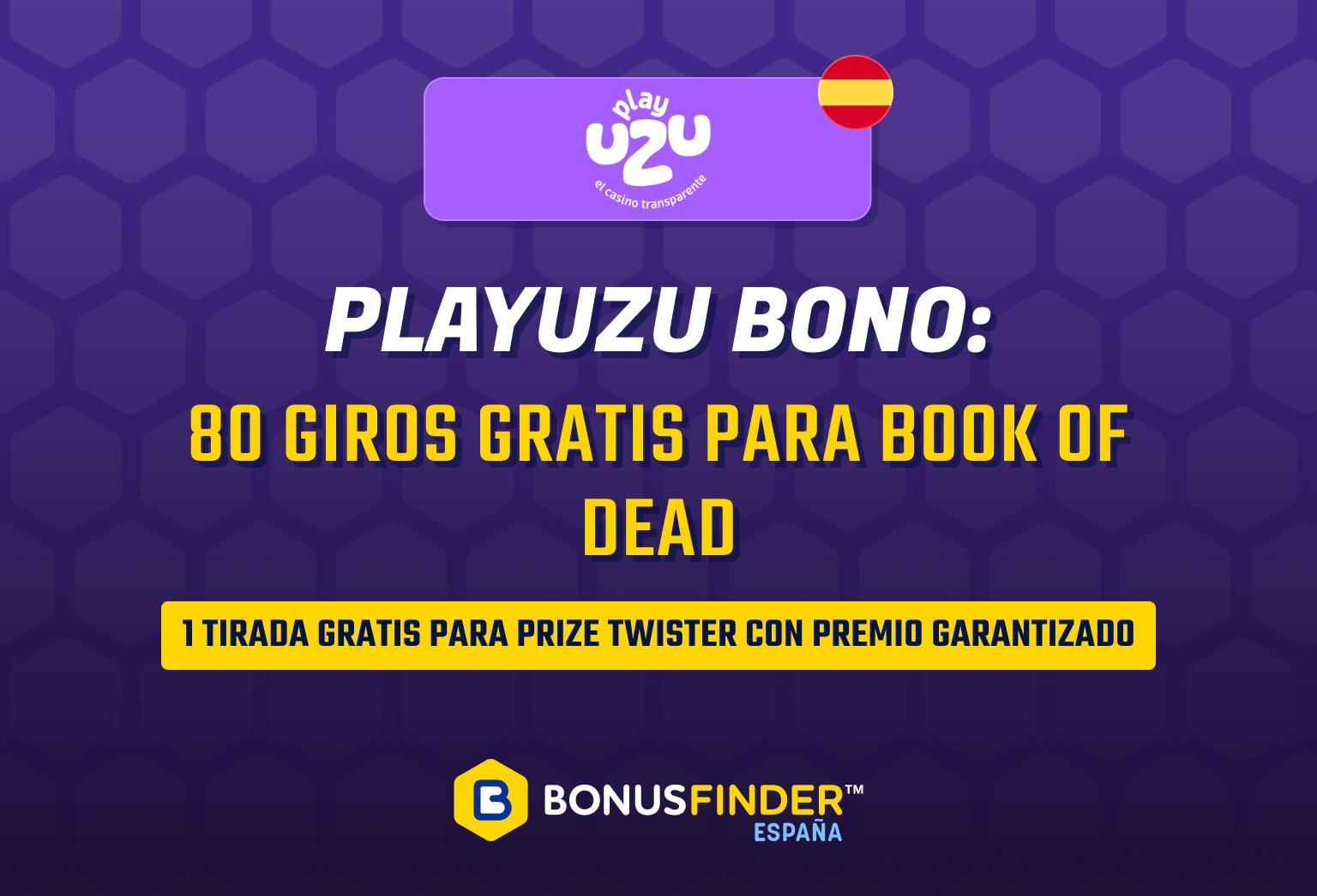 PlayUZU bono