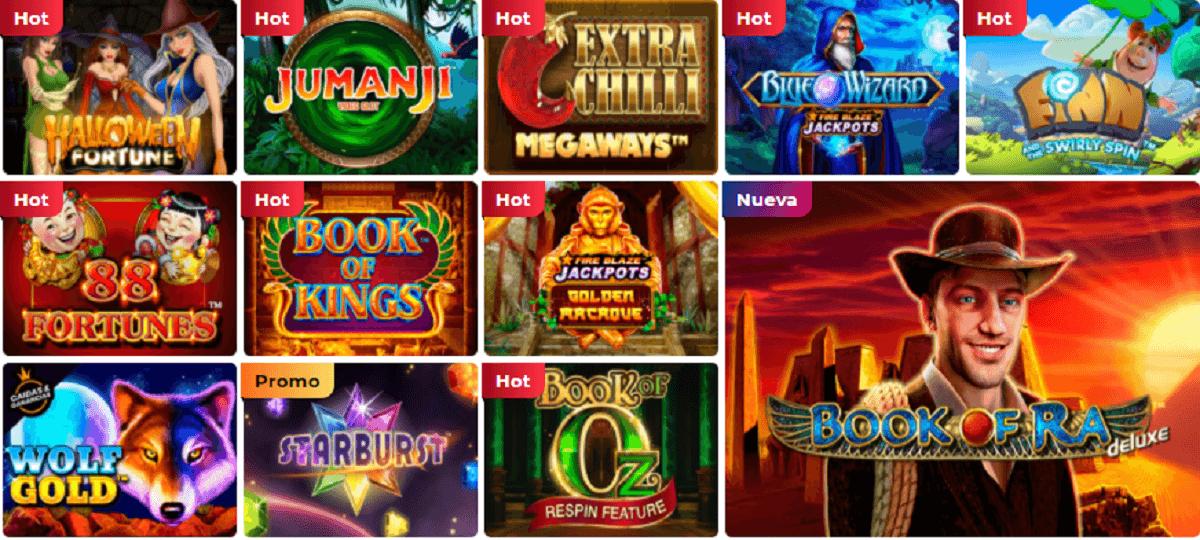 casino madrid online