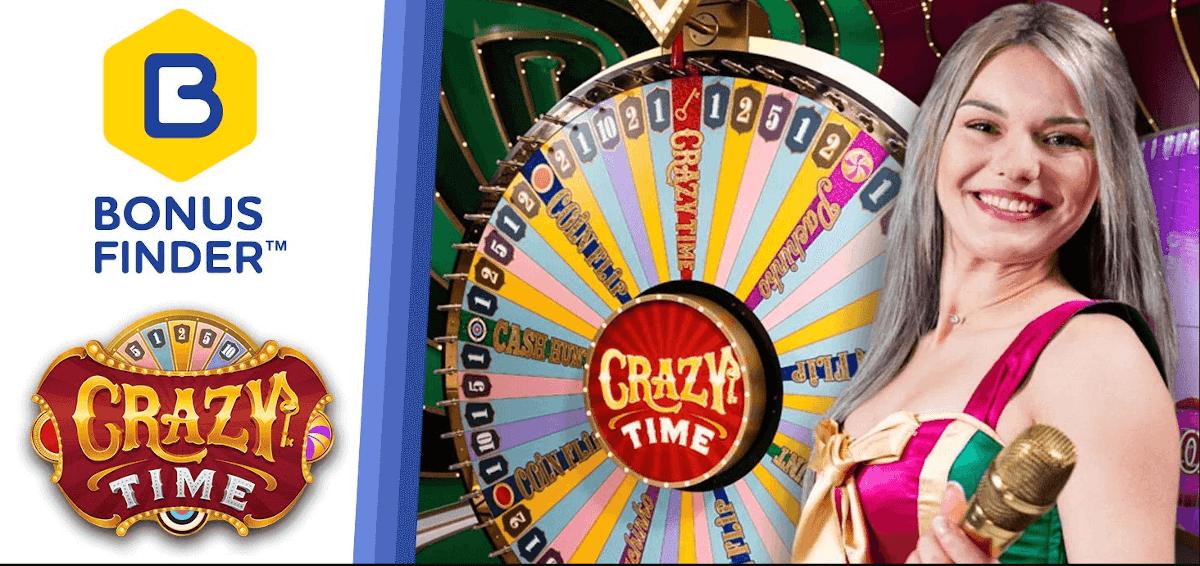 casinos con Crazy time