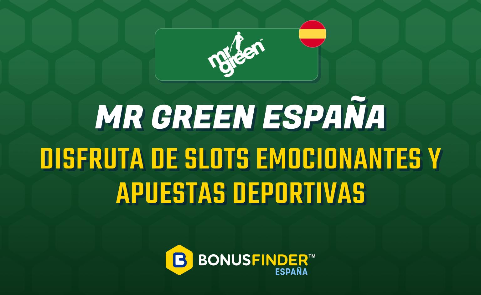 Mr Green España