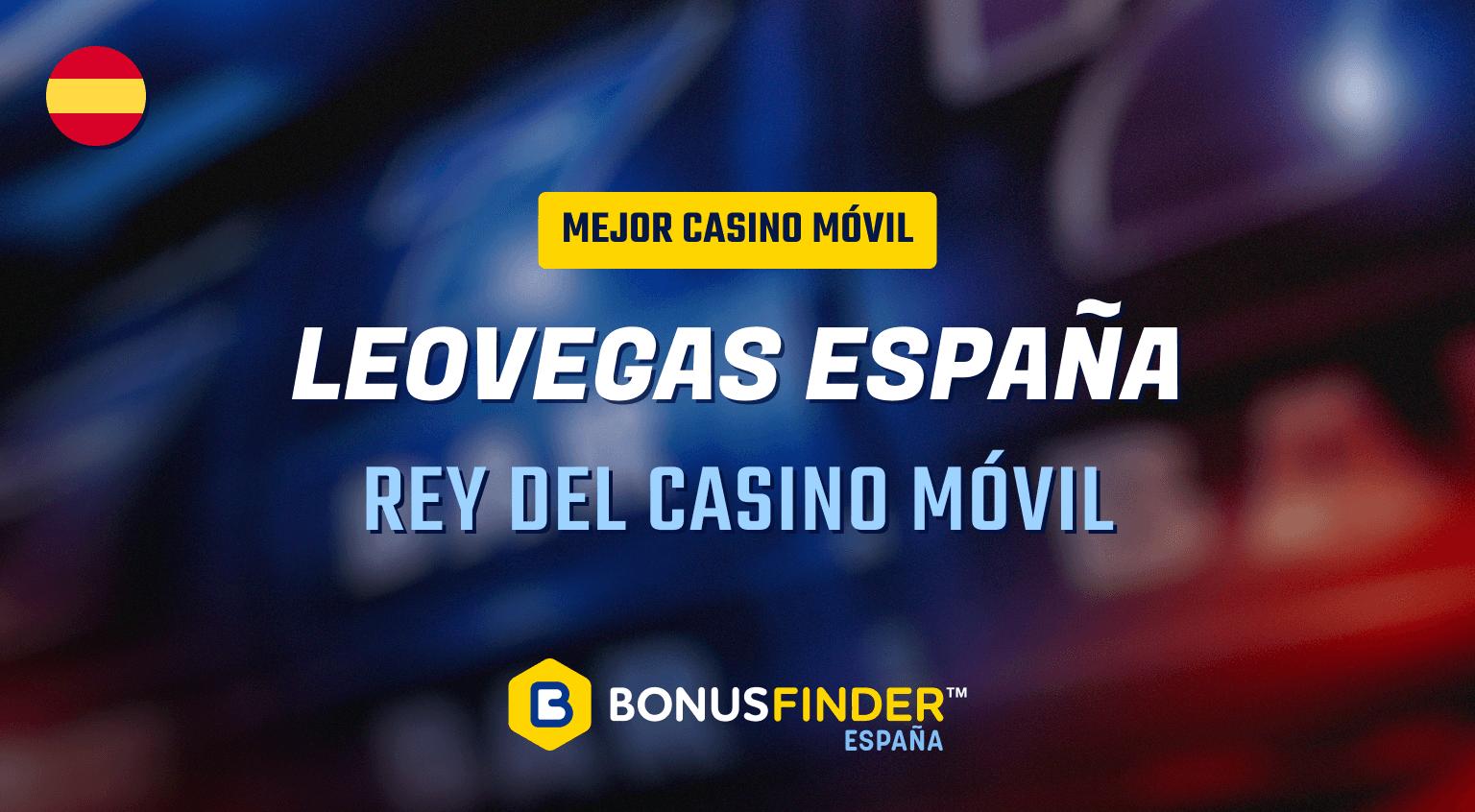 Nuevo casino móvil