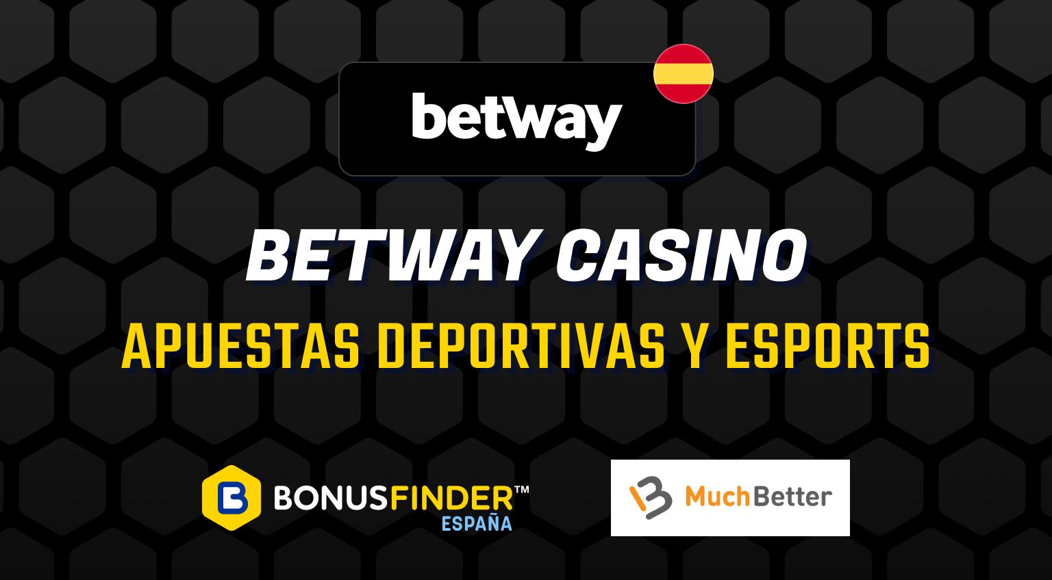 betway casino españa