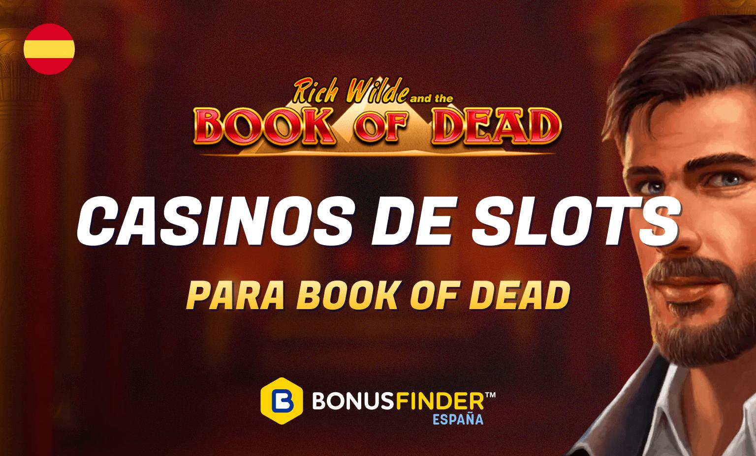 tragaperras book of dead