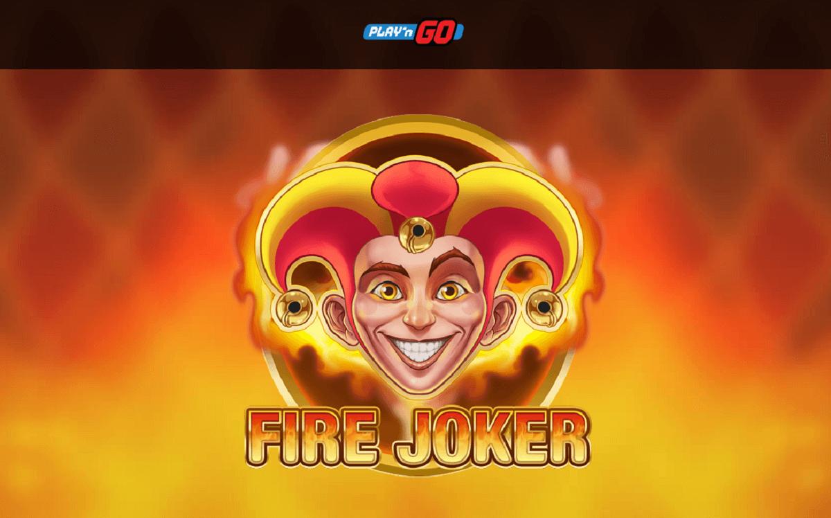 fire joker tragaperras